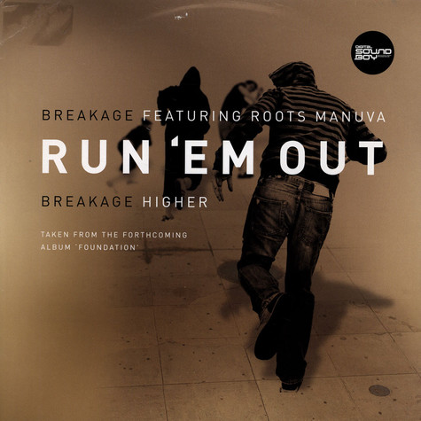 Breakage - Run Em Out feat. Roots Manuva