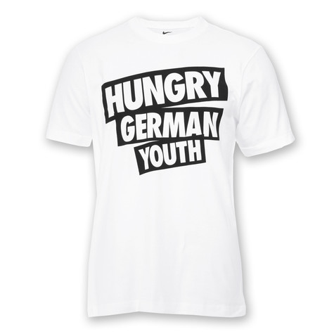 Nike x Wasted German Youth - Hungry German Youth T-Shirt