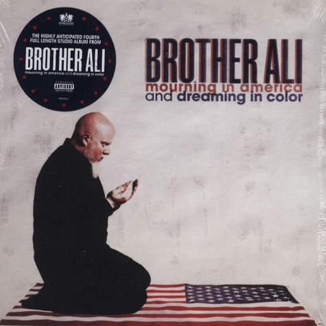 Brother Ali - Mourning In America & Dreaming In Color