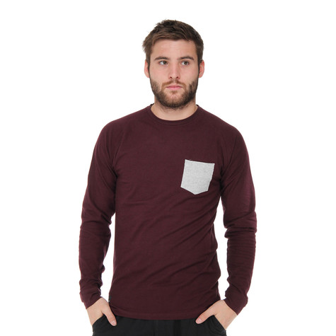 adidas Originals by Originals x David Beckham - DB LS Pocket T-Shirt