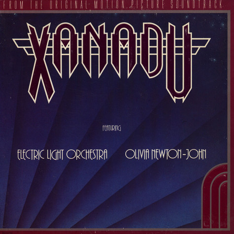 Olivia Newton-John / Electric Light Orchestra - Xanadu - Original Motion Picture Soundtrack