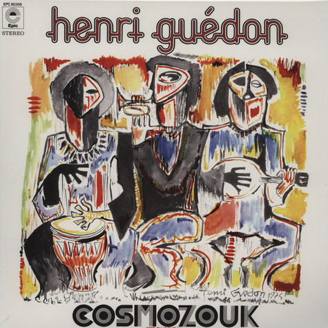 Henri Guedon - Cosmozouk Percussions