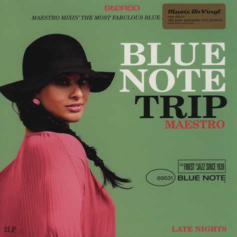 Maestro - Blue Note Trip - Late Nights