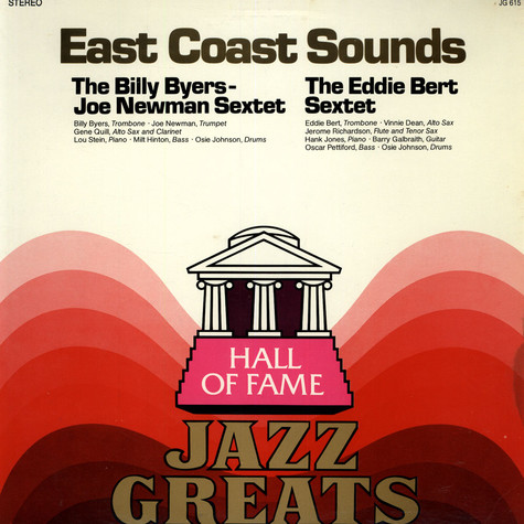 Billy Byers-Joe Newman Sextet, The / Eddie Bert Sextet, The - East Coast Sounds