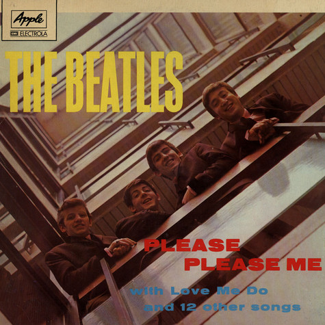 Beatles, The - Please Please Me