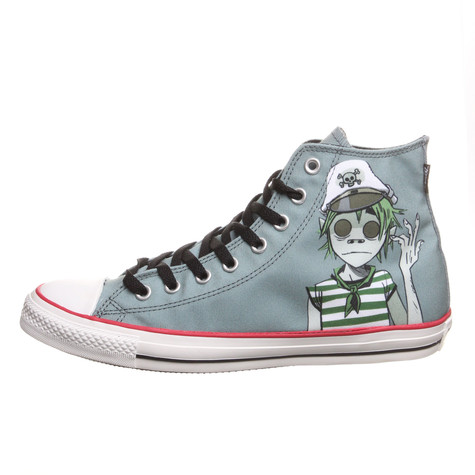 Converse x Gorillaz - Chuck Taylor All Star Canvas Hi