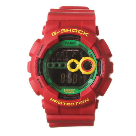 Casio - G-Shock GD-100RF-4ER