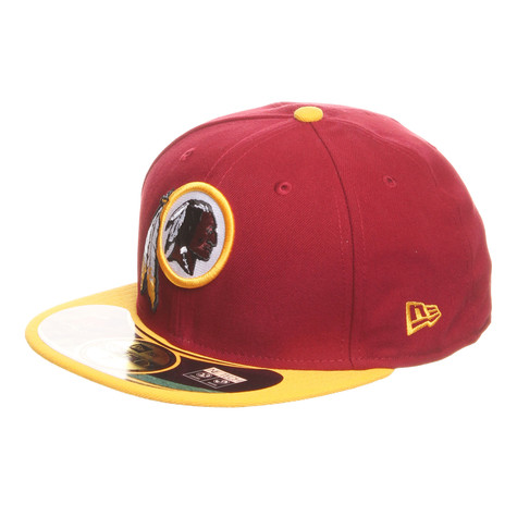 New Era - Washington Redskins Sideline NFL On-Field 59Fifty Cap