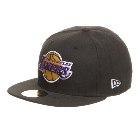 New Era - Los Angeles Lakers Seasonal Basic NBA 5950 Cap