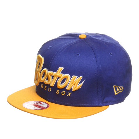 New Era - Boston Red Sox Snapitback Snapback Cap