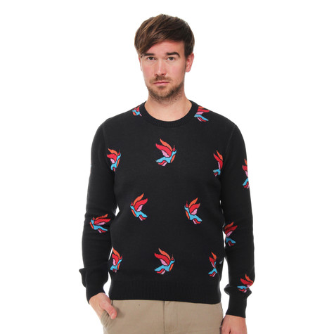 Rockwell - Freedom Jaquard Knitted Pullover