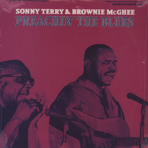 Sonny Terry / Brownie McGhee - Preachin The Blues