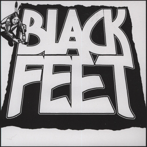 Black Feet - Back On This Road Again