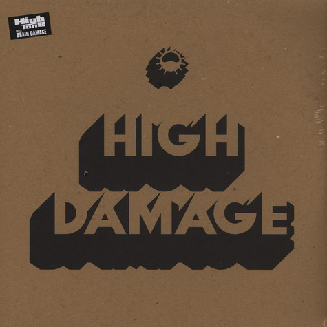 High Tone Meets Brain Damage - High Damage