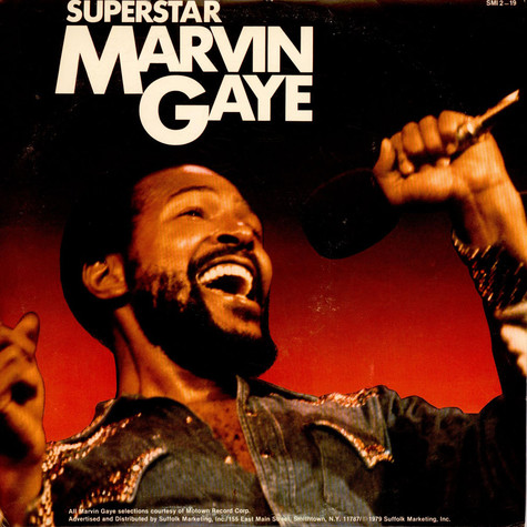 Marvin Gaye - Superstar