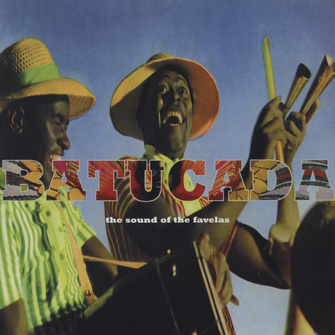 V.A. - Batucada: The Sound Of The Favelas