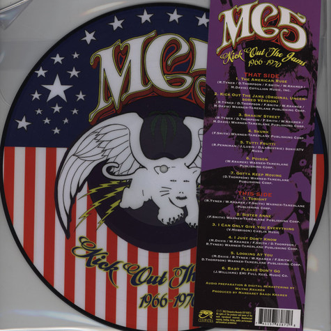 MC 5 - Kick Out The Jams 1966-1970