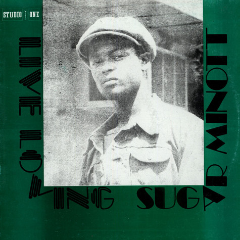 Sugar Minott - Live Loving