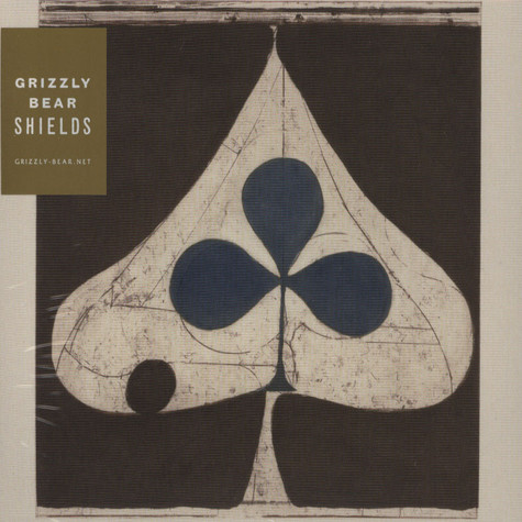 Grizzly Bear - Shields Limited Digipak Edition