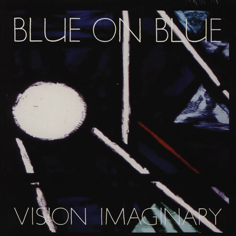 Blue On Blue / Os Ovni - Vision Imaginary / Holographic Dreams