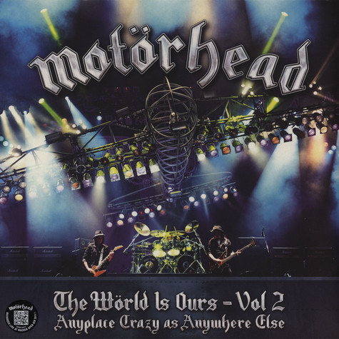 Motörhead - The World Is Ours Volume 2