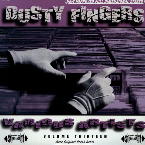 Dusty Fingers - Volume 13