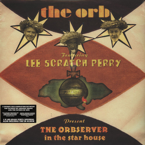 Orb, The & Lee Scratch Perry - The Orbserver In The Star House