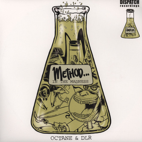 Octane & DLR - Method In The Madness LP Sampler