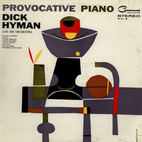 Dick Hyman And His Orchestra - Provocative Piano