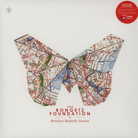 Rongetz Foundation, The - Brooklyn Butterfly Session