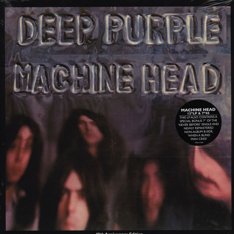 Deep Purple - Machine Head 2012 Remaster
