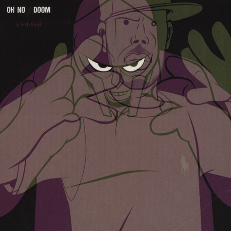 Oh No - 3 Dollars Feat. MF Doom New Cover Edition