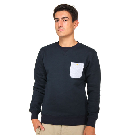 The Quiet Life - Professor Pocket Crew Sweater