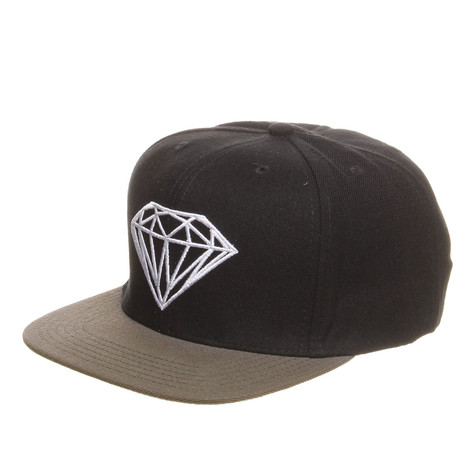 Diamond Supply Co. - Brilliant Leather Back Buckle Cap