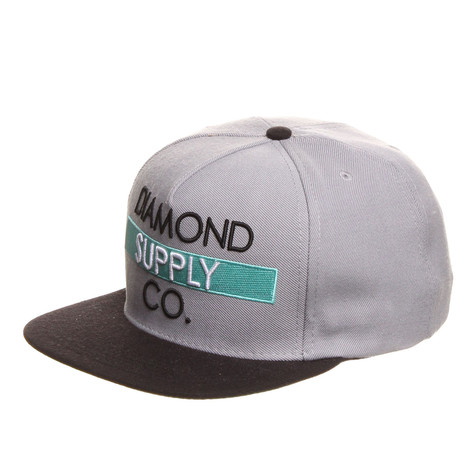 Diamond Supply Co. - Bar Logo Snapback Cap