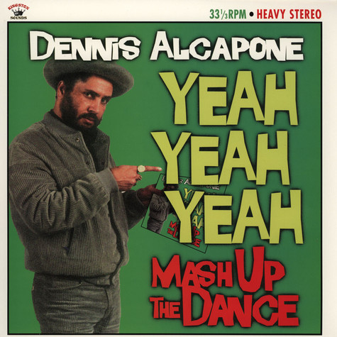 Dennis Alcapone - Yeah Yeah Yeah – Mash Up The Dance