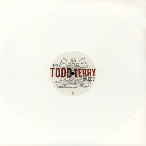 2 Bears - The Todd Terry Remixes