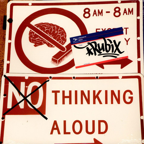 Rubix - (No) Thinking Aloud