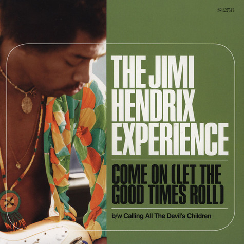 Jimi Hendrix - Come On ( Let The Good Times Roll )