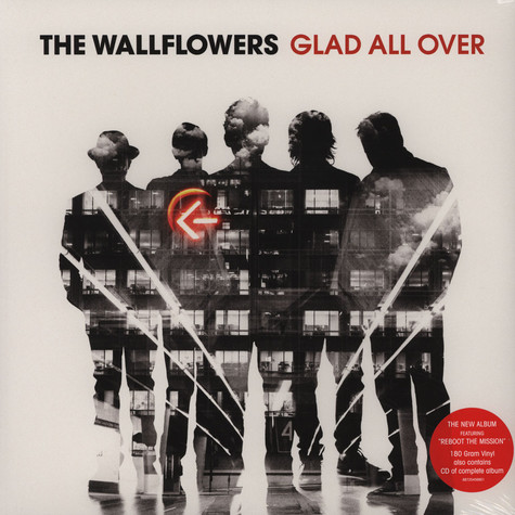 Wallflowers, The - Glad All Over