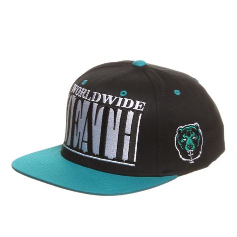 Mishka - End Zone Snapback Cap