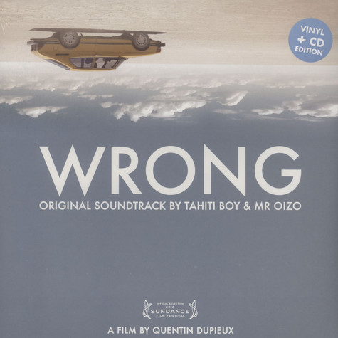 Tahiti Boy & Mr.Oizo - OST Wrong