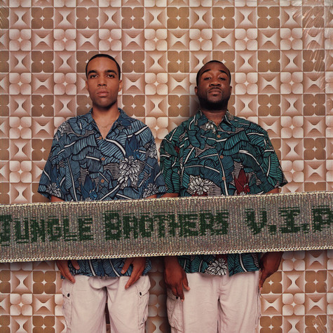Jungle Brothers - V.I.P.