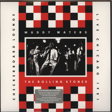 Rolling Stones, The - Live at the Checkerboard Lounge Chicago 1981
