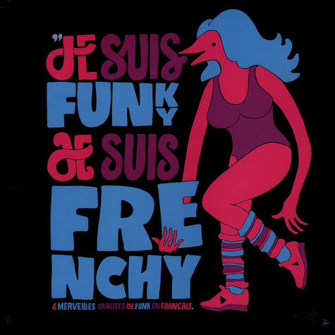 V.A. - Je Suis Funky, Je Suis Frenchy