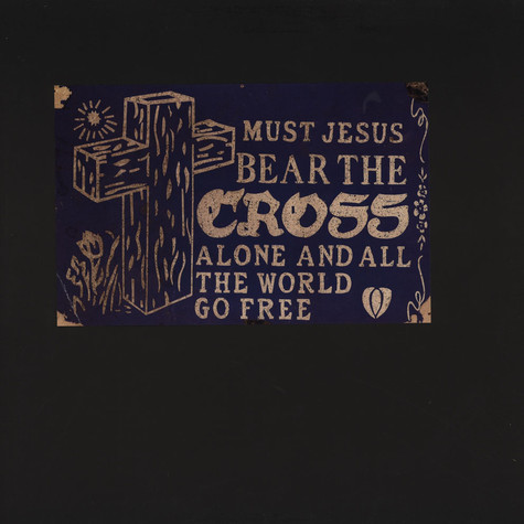 V.A. - Must Jesus Bear The Cross Alone And All The World Go Free: Jamaican Gospel