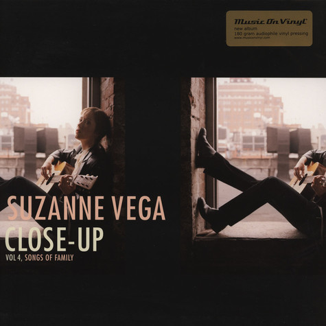 Suzanne Vega - Close Up Volume 4: Songs Of Family