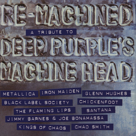 V.A. - Re-Machined: A Tribute To Deep Purple's Machine Head