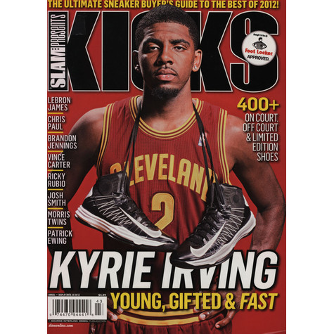 Slam Magazine presents Kicks - Issue 2012