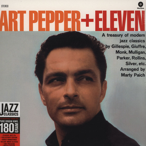 Art Pepper - Plus Eleven
